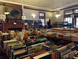 Rockcliffe Park Public Library Spring Book Sale @ Community Hall | Ottawa | Ontario | Canada