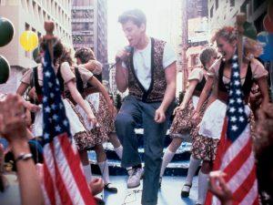 NEW DATE: Outdoor Family Movie Night: Ferris Buellers' Day Off @ Jubilee Garden