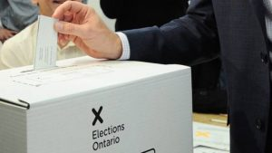 Ontario General Election @ Various Locations