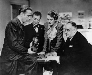 Movie Night: The Maltese Falcon @ Jubilee Garden
