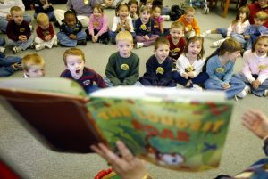 Family Story Time @ Rockcliffe Park Library