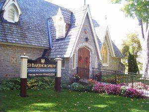St. Bart's Bazaar @ St. Bartholomew's Church | Ottawa | Ontario | Canada