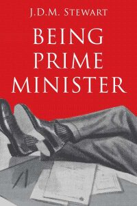 "Speakers Program - J. D. M. Stewart on ""Being Prime Minister"" @ Community Hall"