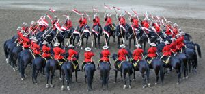 RCMP Musical Ride and Canadian Sunset Ceremonies @ RCMP Rockcliffe Stables